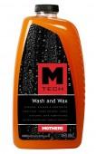 Mothers M-Tech Wash & Wax Автошампунь-концентрат с воском
