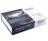Brevia  Н1 6000К + Super Slim Canbus Комплект ксенона