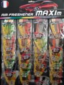 MaxiM Автомобильный освежитель воздуха, двойные