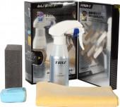 Soft99 Triz Защитное покрытие жидкое стекло профессиональная серия полный набор
