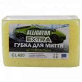 Alligator Extra Губка для мытья автомобиля c мелкими порами