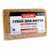 Carlife Premium CL-422 Губка для мытья автомобиля c большими порами