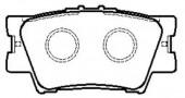 Hong Sung Brake HP5178 Тормозные колодки HSB