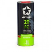 VeryLube 2T FC Синтетическое масло 2Т двигателей для мототехники