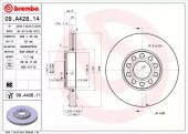 Brembo 09.A428.11 Тормозной диск