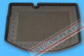 TM Rezaw-Plast Коврики в багажник Citroen C3 2009 -> резино-пластиковые, черный, 1шт