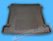 TM Rezaw-Plast Коврики в багажник Fiat Doblo MAXI 2008-2010-> резино-пластиковый, черный 1шт