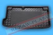TM Rezaw-Plast Коврики в багажник Hyundai i10 2013-> резино-пластиковые, хетчбэк, черный, 1шт