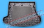 TM Rezaw-Plast Коврики в багажник Hyundai i30 2007-2012-> резино-пластиковые, комби, черный, 1шт