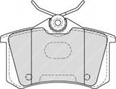 Ferodo FDB4178 Колодки тормозные дисковые, к-кт.