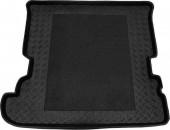 TM Rezaw-Plast Коврики в багажник Kia Carnival 2002 -> резино-пластиковый, черный