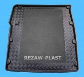 TM Rezaw-Plast Коврики в багажник Mercedes-Benz E-klasse W-210 1995-2002-> резино-пластиковые, комби, черные, 1шт