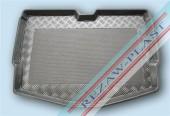 TM Rezaw-Plast Коврики в багажник Nissan Note 2013 -> резино-пластиковый, нижний, черный