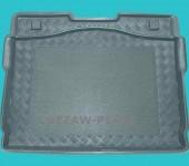 TM Rezaw-Plast Коврики в багажник Peugeot 207 2006-> резино-пластиковый, комби, черный