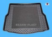 TM Rezaw-Plast Коврики в багажник Renault Laguna (3) 2007 -> резино-пластиковый, хетчбэк, черный