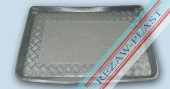 TM Rezaw-Plast Коврики в багажник Renault Logan 2013 -> резино-пластиковый, черный