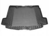 TM Rezaw-Plast Коврики в багажник Renault Megane II 2003-2008-> резино-пластиковый, хетчбэк, черный