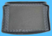 TM Rezaw-Plast Коврики в багажник Seat Ibiza (3) 2002-2008-> резино-пластиковый, хетчбэк, черный, 1шт