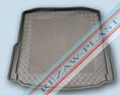 TM Rezaw-Plast Коврики в багажник Skoda Octavia A-5 2013-> резино-пластиковый, хетчбэк, черный, 1шт