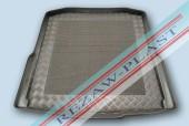 TM Rezaw-Plast Коврики в багажник Skoda Octavia A7 2013-> резино-пластиковый, комби, черный, 1шт