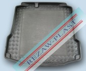 TM Rezaw-Plast Коврики в багажник Skoda Rapid 2012-> резино-пластиковый, черный, 1шт
