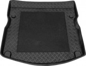 TM Rezaw-Plast Коврики в багажник Ssang Yong Kyron 2005-> резино-пластиковый, 5-ти местный, черный