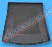 TM Rezaw-Plast Коврики в багажник VW Caddy Maxi 2007-> резино-пластиковый, 5-ти местный, черный