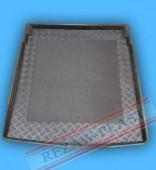 TM Rezaw-Plast Коврики в багажник VW CC 2012-> резино-пластиковый, черный, 1шт