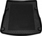 TM Rezaw-Plast Коврики в багажник Audi A6 (C6) 2006-2008-> резино-пластиковые, комби, черный, 1шт