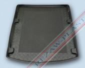 TM Rezaw-Plast Коврики в багажник Audi A6 2011-> резино-пластиковые, седан, черный, 1шт