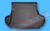 TM Rezaw-Plast Коврики в багажник Mitsubishi Outlander XL 2005-2012-> резино-пластиковые, черные, 1шт