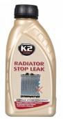 К2 Radiator Stop Leak Жидкий герметик для радиатора