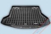 TM Rezaw-Plast Коврики в багажник Kia Cee`d  2012-> полиуретановые, хетчбэк, черный, 1шт