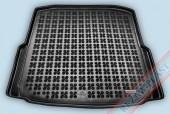 TM Rezaw-Plast Коврики в багажник Skoda Octavia A7 2013-> полиуретановый, хетчбэк, черный, 1шт