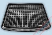 TM Rezaw-Plast Коврики в багажник VW Touareg 2003-2010-> полиуретановый, черный, 1шт