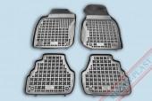 TM Rezaw-Plast Коврики в салон Audi A6 (C5) 1997-2004 полимерные черные 4шт