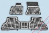 TM Rezaw-Plast Коврики в салон BMW X5,X6 E70 2006-> полимерные черные 3шт