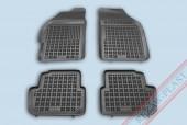 TM Rezaw-Plast Коврики в салон для Chevrolet Spark 2010-> полимерные черные 4шт