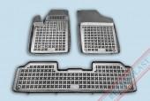 TM Rezaw-Plast Коврики в салон Citroen Berlingo 1996-2007, полимерные черные 3шт
