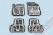 TM Rezaw-Plast Коврики в салон Citroen C3 2009->, полимерные черные 4шт