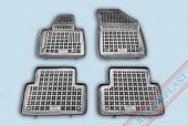 TM Rezaw-Plast Коврики в салон Citroen C5 2008->, полимерные черные 4шт