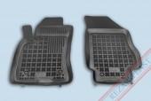 TM Rezaw-Plast Коврики в салон Fiat Doblo 2009-> полимерные (резиновые), черный 2шт