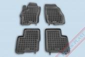 TM Rezaw-Plast Коврики  в салон Fiat Linea 2007-2012, полимерные (резиновые), черные 4шт