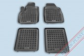 TM Rezaw-Plast Коврики в салон Fiat Panda II 2003-> полимерные (резиновые), черные 4шт