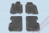 TM Rezaw-Plast Коврики в салон Fiat Panda III 2012-> полимерные (резиновые), черные 4шт