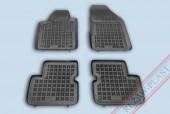 TM Rezaw-Plast Коврики в салон Fiat Stilo 2001-2007 Bravo 2-> полимерные (резиновые) , черные 4шт