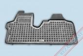 TM Rezaw-Plast Коврик в салон Fiat Scudo 2007->/Citroen Jumpy 2007-> полимерный (резиновый), черный 1шт