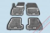 TM Rezaw-Plast Коврики в салон Ford Focus 2004-2011-> полимерные (резиновые), черный, 4 шт.