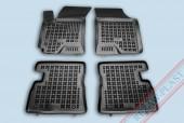 TM Rezaw-Plast Коврики в салон Hyundai Getz 2003-> полимерные (резиновые), черный, 4 шт.