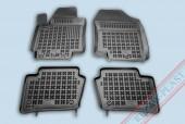 TM Rezaw-Plast Коврики в салон Hyundai i20 2009-> полимерные (резиновые), черный, 4 шт.